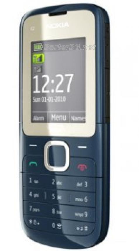 Купить Nokia C2-00 всего за 3450 рублей