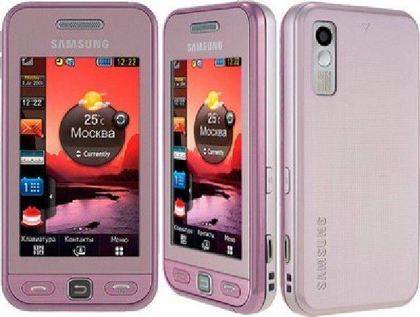 Samsung star gt-s5230 noble black мобильный телефон