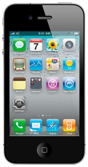 Apple iPhone 4, 8GB, 16GB, 32GB