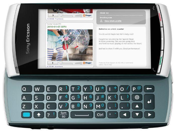 Sony Ericsson Vivaz pro (u8i)
