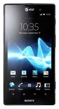Sony Xperia ion LTE (LT28h)
