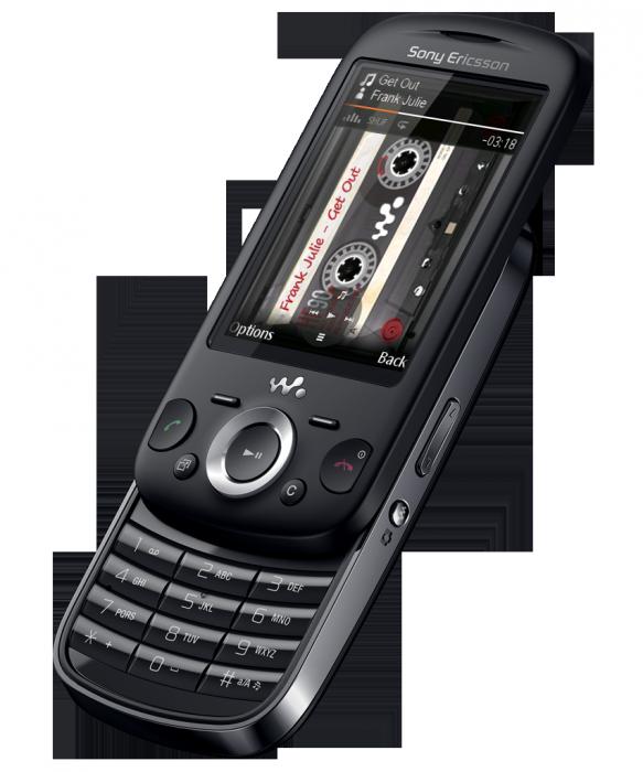 Sony Ericsson Zylo (w20i)